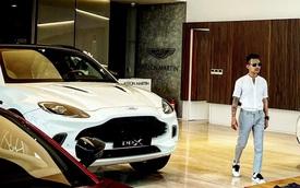 Rộ tin doanh nhân Phạm Trần Nhật Minh mua Aston Martin DBX đầu tiên về Việt Nam giá 20 tỷ đồng