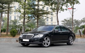 Độ lên bản S 600L rồi bán, chủ xe Mercedes-Benz S-Class rao giá rẻ như Honda Civic 2021
