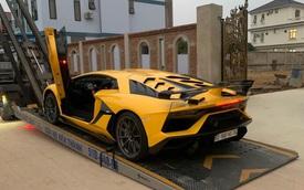 Từ Sài Gòn ra Hà Nội, hàng hiếm Lamborghini Aventador SVJ bất ngờ xuất hiện tại Thanh Hoá