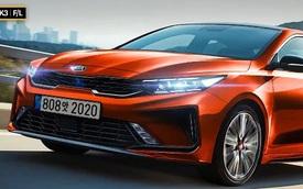 Xem trước Kia Cerato 2022 ra mắt sau Tết: Đẹp và sang hơn, đối đầu Hyundai Elantra và Honda Civic