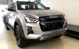 Lộ giá Isuzu D-Max 2021 sắp bán tại Việt Nam: 'Full option' chưa đến 800 triệu, thấp hơn Ford Ranger Wildtrak cả trăm triệu đồng
