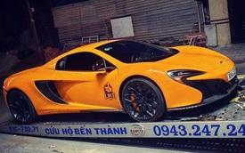 Cận Tết, đại gia Cần Thơ chia tay siêu xe McLaren 650S Spider chỉ sau 8 tháng ngắn ngủi