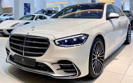 Mercedes S-Class 2021 không lắp ráp tại Việt Nam: Sedan full-size ưa thích của giới nhà giàu khó còn giá tốt
