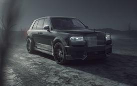 Spofec ra mắt gói độ mới cho Rolls-Royce Cullinan Black Badge