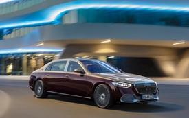 Mercedes-Maybach S-Class thế hệ mới rẻ nhất cũng ngang một căn nhà, ngang Bentley Flying Spur