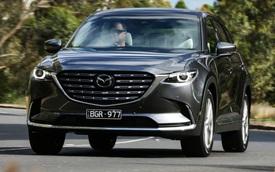 Hàng chính hãng bị khai tử, Mazda CX-9 nhập tư chào hàng khách Việt với giá 4 tỷ đồng ngang ngửa Volvo XC90