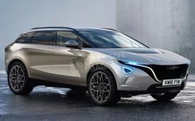 Hé lộ SUV thứ hai của Aston Martin sau DBX: Dùng động cơ điện, có thể mượn công nghệ Mercedes
