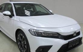Honda Civic thế hệ mới lần đầu lộ ảnh thực tế: Đẹp như concept, chuẩn mini Accord