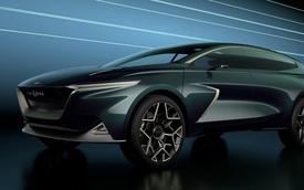 Học Mercedes-Maybach, Aston Martin sang trọng hoá các dòng xe của mình bằng hậu tố 'Lagonda'
