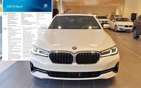 Lộ chi tiết trang bị 3 bản BMW 5-Series 2021 sắp ra mắt Việt Nam: Bản tiêu chuẩn có nhiều 'đồ chơi' xịn, làm khó Mercedes-Benz E-Class