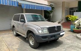 Mê Toyota Land Cruiser, đại gia Việt bỏ 1 tỷ mua xe phủ bụi 17 năm tuổi