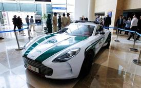 Dàn siêu xe tuần tra của cảnh sát Dubai: Toàn những cái tên đắt đỏ, tốc độ đạt đỉnh cao, mục đích là để thân thiện với người dân