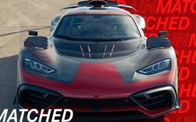 Siêu phẩm Mercedes-AMG One giá 2,7 triệu USD, mạnh 1.000 mã lực tiến gần tới ngày hoàn thiện