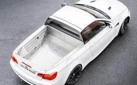 BMW làm bán tải là có thật, thậm chí còn là M3 với tốc độ tối đa 240km/h
