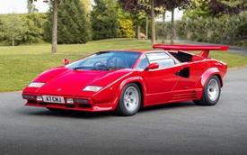 Thêm thông tin về lần trở lại bất ngờ của huyền thoại Lamborghini Countach