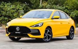 MG 5 2021 sắp về Việt Nam: Giá khoảng hơn 500 triệu, thiết kế kiểu Maserati và Mercedes, cạnh tranh Mazda3