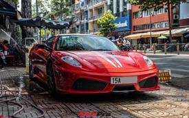 Ferrari F430 Scuderia từng của doanh nhân Hải Phòng lộ diện sau hơn 3 tháng nằm showroom