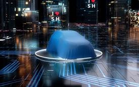 Toyota sẵn sàng SUV cỡ trung mới cho triển lãm Thượng Hải