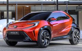 Toyota ra mắt crossover nhỏ nhất thế giới - Gầm cao hạng A cho người mua xe lần đầu