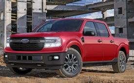 Nhỏ và rẻ hơn Ranger, Ford Maverick sẽ có bản giống Escape