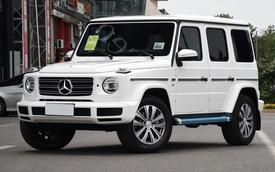 Mercedes-Benz G 350 d 2021 đầu tiên về Việt Nam: Giá trên 7 tỷ, siêu tiết kiệm, đầy bình đi hơn 1.000 km