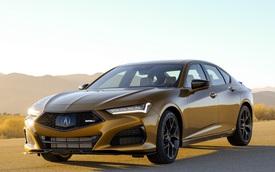 Acura TLX Type S sắp trở lại có giá quy đổi 1,1 tỷ, trang bị động cơ mới đấu BMW 3-Series