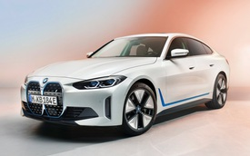 Công bố BMW i4 - sedan thuần điện đầu tiên của BMW, kế nhiệm i8 đã hết thời