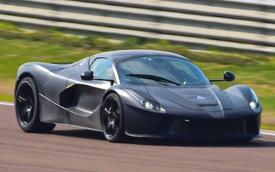 Siêu xe hybrid đời mới từ Ferrari lần đầu lộ diện không che: Nhiều chi tiết lạ trên bộ khung quen thuộc của LaFerrari