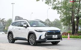 Nhà máy Thái Lan tạm ngừng sản xuất, Toyota Corolla Cross có thể sắp khan hàng?