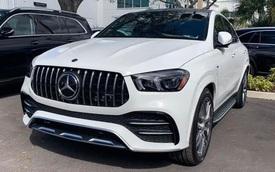 Mercedes-AMG GLE Coupe 2021 chính hãng sắp về Việt Nam: Giá dự kiến hơn 5,5 tỷ đồng, đối thủ 'không đội trời chung' của BMW X6
