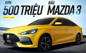 Khám phá MG 5 sắp về Việt Nam: Hao hao Maserati, Mercedes, đấu Mazda3, giá dự kiến hơn 500 triệu đồng