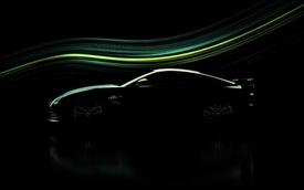 Aston Martin úp mở xe thể thao mới, dân tình nhìn kiểu dáng đoán ngay được một cái tên