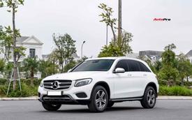 Mercedes-Benz GLC 250 4MATIC sau 25.000km: Món hời ngang giá C 180 AMG vừa ra mắt