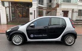 Xe nhỏ hàng hiếm nhà Mercedes-Benz bán lại với giá rẻ hơn Honda SH cả chục triệu đồng