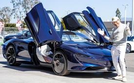 Ai giàu như anh: Đại gia bất động sản khoe McLaren Speedtail Hermes Edition hơn 100 tỷ, không ai có nổi