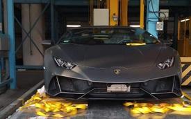 Lộ diện Lamborghini Huracan EVO hàng độc về Việt Nam: Siêu nhẹ, siêu mạnh cùng màu sơn hiếm có