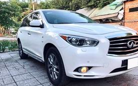 Khoe 'vừa chạy hết roda', chủ nhân Infiniti QX60 chia sẻ: 'bán xe giá 1,4 tỷ dù tốn 3,5 tỷ mua mới'