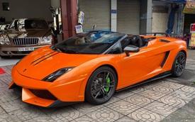 Lamborghini Gallardo Performante độc nhất Việt Nam đổi diện mạo lạ mắt để tìm chủ mới