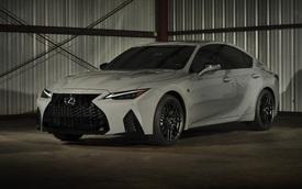 Vừa ra mắt, Lexus IS 500 F Sport Performance đã có bản đặc biệt cho đại gia thích xe Nhật