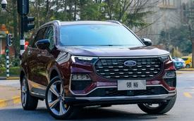Ra mắt Ford Equator 2021 - SUV 7 chỗ to ngang Everest có nội thất sang xịn như 'Mẹc'