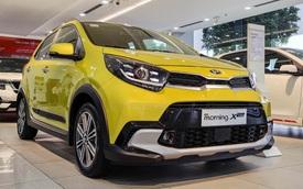 Kia Morning 2021 lần đầu giảm giá mạnh tay trước sức ép từ VinFast Fadil và Hyundai i10