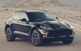 Aston Martin DBX sẽ có phiên bản mới vào cuối năm nay
