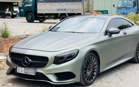Là hàng hiếm, Mercedes-Benz S-Class Coupe chạy lướt vẫn phải bán lại rẻ hơn BMW 7-Series tới gần nửa tỷ đồng