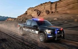 Ford F-150 đỉnh cao cho cảnh sát - Bán tải chuyên bắt tội phạm