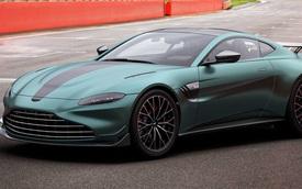 Aston Martin Vantage F1 Edition chào hàng đại gia toàn cầu, giá quy đổi từ 4,5 tỷ đồng