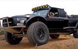 Ford Ranger độ 'khét' nhất thế giới: Chi phí 8 tỷ đồng, gần 5 năm hoàn thiện, cân mọi địa hình