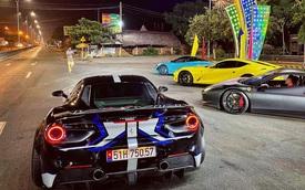 Dàn siêu xe Evo Team đổ bộ Tây Ninh dịp cuối tuần, hai chiếc xuất hiện với diện mạo mới