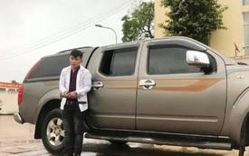 Trộm xe bán tải vượt gần 300km để đi gặp bạn gái quen qua mạng