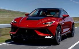 Siêu SUV đầu tiên của Ferrari sẽ dùng động cơ V12 siêu mạnh, đe nẹt Lamborghini Urus
