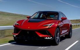 'Sang xịn mịn' như SUV Ferrari: Đừng quan tâm cửa gió điều hoà vì ngồi đâu cũng sẽ mát